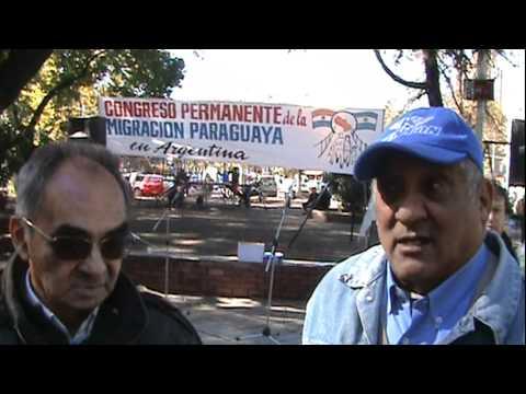 12M Paraguay en San Justo-BsAs