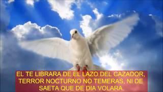 SALMO 91. El mas Hermoso de los Salmos. CONTIENE 31 PROMESAS.