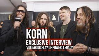 Korn on Importance of Pantera's 'Vulgar Display of Power' - Loudwire Legacy