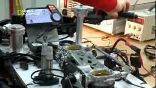 getlinkyoutube.com-Megafactories - Ducati Multistrada
