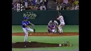 getlinkyoutube.com-1994 盛田幸妃  3   走る速球 切れるシュート しかし・・・