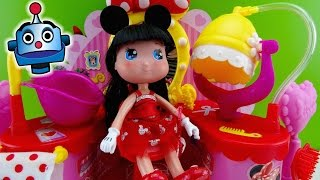 getlinkyoutube.com-I Love Minnie Peluquería Hairdresser - Juguetes de I Love Minnie