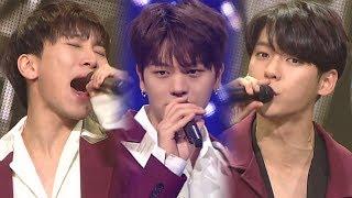 《MOURNFUL》 BTOB(비투비) - Missing You(그리워하다) @인기가요 Inkigayo 20171105