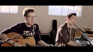 """getlinkyoutube.com-""""Love Me Like You Do"""" - Ellie Goulding [Alex Goot & Sam Tsui COVER]"""