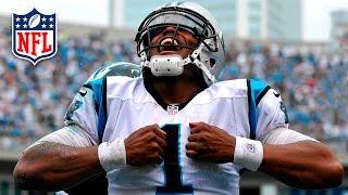 getlinkyoutube.com-Every Cam Newton Rushing TD | NFL Career Highlights