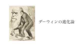 getlinkyoutube.com-【命のはじまり】ダーウィンの進化論