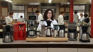Equipment Review: Best Automatic Drip Coffee Makers