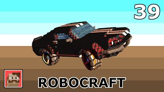 Robocraft #39 - Shelby GT500 Megabot!