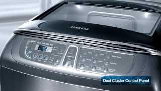 getlinkyoutube.com-Samsung Washing Machine: The new wobble technology  غسالة سامسونج الجديده