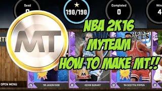getlinkyoutube.com-HOW TO MAKE MT EASY - NBA 2K16 MyTeam!!