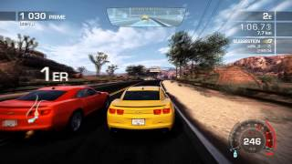 getlinkyoutube.com-Need For Speed - Hot Pursuit - Most beautiful races (HD 1080p) PART 2