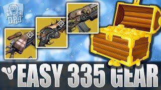 getlinkyoutube.com-Destiny: Easy 335 High Light Level Exotic Farm Method - How To Get NEW Updated 335 EXOTICS