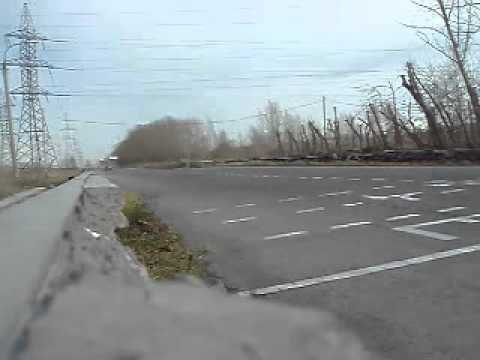 Видео трёх заездов Тойоты и Жигулей 8 минут чумового дрэг рэйсинга!!!)