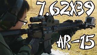 getlinkyoutube.com-2015 7.62x39 AR-15 Upper Review- Just Buy One Already