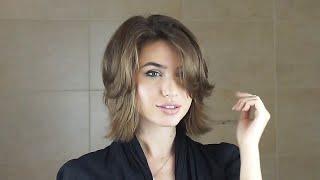 getlinkyoutube.com-Как создать объем у корней волос? СУПЕР - ОБЪЕМ ЛЕГКО!