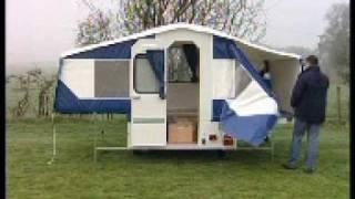 getlinkyoutube.com-Dandy Designer Folding Camper