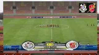 getlinkyoutube.com-PDRM vs Kelantan 1 - 3 | Liga Super 2015