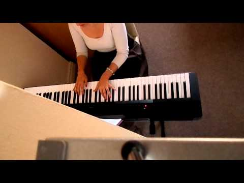 Enya - Portrait (piano cover)