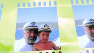 getlinkyoutube.com-Гаджи Махачев с женой Анной и детьми.