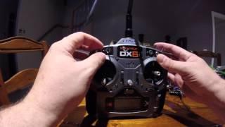 getlinkyoutube.com-DX6i Cleanflight/Betaflight (2.4.1) Flight Modes & Buzzer Setup Channel Mixing