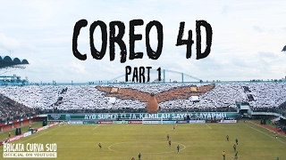 getlinkyoutube.com-Brigata Curva Sud: Coreo 4D  PSS Sleman vs Persipura Jayapura - Presiden Cup (Part 1)