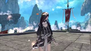 getlinkyoutube.com-[Blade & Soul] Force Master - PVP
