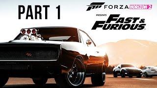 getlinkyoutube.com-Forza Horizon 2 Presents Fast & Furious Gameplay Walkthrough Part 1