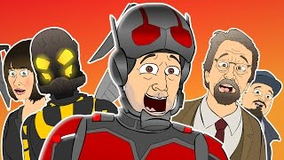 getlinkyoutube.com-♪ ANT-MAN THE MUSICAL - Animation Song Parody