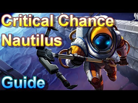 Nautilus The Piss Diver - League of Legends