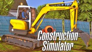 getlinkyoutube.com-Construction Simulator 2015 - Mini Escavadeira