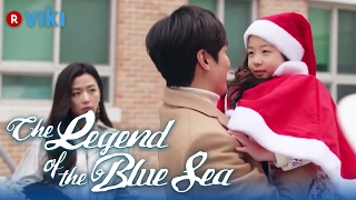 The Legend Of The Blue Sea - EP 11 | Jun Ji Hyun & Lee Min Ho Rescue a Kid