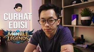 SIRIK dengan Youtuber Mobile Legends - ANSVlog