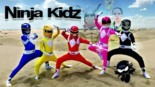 POWER RANGERS NINJA KIDZ! Episode 2