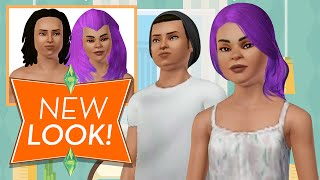 getlinkyoutube.com-THE KIDS BECOME TEENS! - Sims 3 Ever After Ep. 34