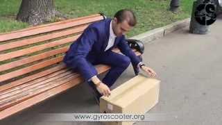 getlinkyoutube.com-Гироскутер - что это?! Распаковка, тест-драйв, обзор и отзывы.