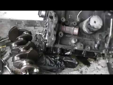Снять двигатель рено 21