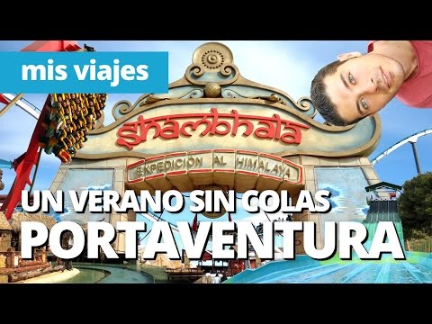 PORTAVENTURA Y COSTA CARIBE AQUATIC PARK - Salou, Tarragona