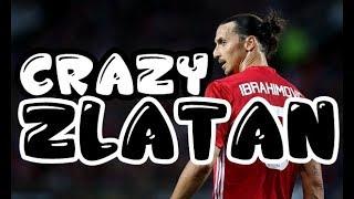 getlinkyoutube.com-Locuras de Zlatan Ibrahimovic | Funny Moments by Zlatan Ibrahimovic !