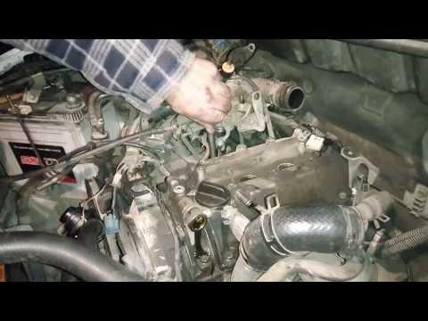 Daihatsu terios Kid ремонт мастерская ЧЕМОДАН в поисках компрессии