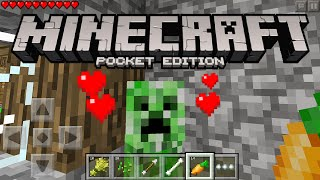 getlinkyoutube.com-How To Make A Friendly Creeper In Minecraft Pocket Edition