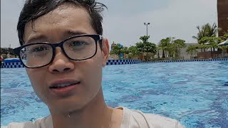 Basah basahan di Ade Irma vlog cuti#2 part 3