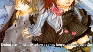 getlinkyoutube.com-Vampire Knight - Futari no kodou [PT-FanDub]
