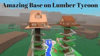 getlinkyoutube.com-Amazing Base Tour! Lumber Tycoon 2