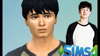 getlinkyoutube.com-The Sims 4 | Create A Sim - Calum Hood 5SOS | KerryGames