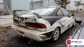 getlinkyoutube.com-Abandoned Honda Integra DC2 Type R - Race-Spec and Mugen Accessorised