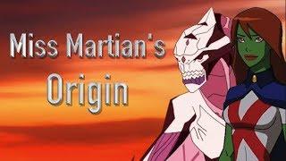getlinkyoutube.com-Miss Martian's Origin (Young Justice)
