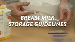 getlinkyoutube.com-Breast Milk Storage Guidelines | CloudMom