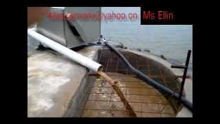getlinkyoutube.com-Pig farm waste processor/Pig manure solid-liquid separator/Slaughter waste processing equipment