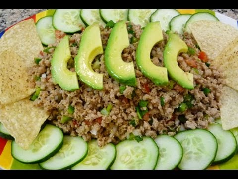 Ceviche de Soya, Receta Vegetariana, Facil y Saludable, How