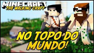 getlinkyoutube.com-Minecraft: The Walking Craft - TOPO DO MUNDO! #1